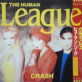 The Human League ‎– Crash (Promo)