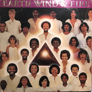 Earth, Wind & Fire ‎– Faces