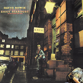 David Bowie ‎– The Rise And Fall Of Ziggy Stardust And The Spiders From Mars