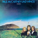 Paul McCartney Und Wings ‎– Paul McCartney And Wings