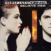 Scorpions ‎– Don't Believe Her