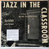 Jazz In The Classroom ‎– Volume VIII: A Tribute To Duke Ellington