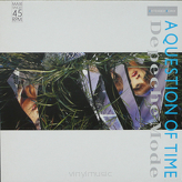 Depeche Mode ‎– A Question Of Time (Extended Remix)