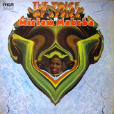 Miriam Makeba ‎– The Voice Of Afrika