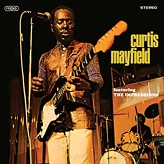Curtis Mayfield Featuring The Impressions ‎– Curtis Mayfield Featuring The Impressions