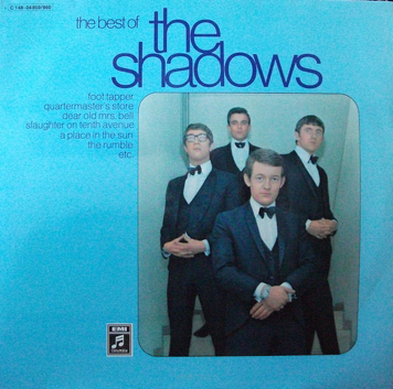 The Shadows ‎– The Best Of The Shadows