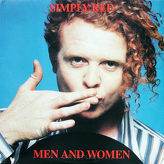Simply Red ‎– Men And Women