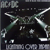 AC/DC ‎– Lightning Over Japan