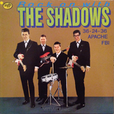 The Shadows ‎– Rock On With The Shadows