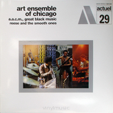 Art Ensemble Of Chicago ‎– Reese And The Smooth Ones