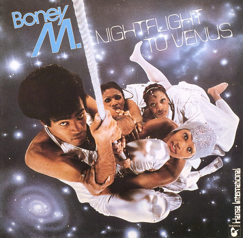 Boney M. ‎– Nightflight To Venus