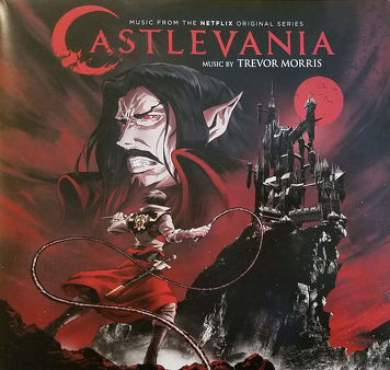 Trevor Morris ‎– Castlevania (Music From The Netflix Original Series)