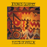 Kronos Quartet ‎– Pieces Of Africa