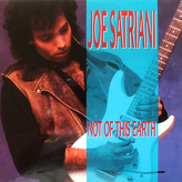 Joe Satriani ‎– Not Of This Earth