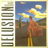 Barry Adamson ‎– Delusion (Original Motion Picture Soundtrack)