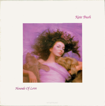 Kate Bush ‎– Hounds Of Love