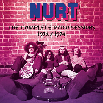 Nurt ‎– The Complete Radio Sessions 1972/1974