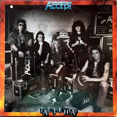 Accept ‎– Eat The Heat
