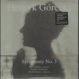 Henryk Górecki - Dawn Upshaw, London Sinfonietta, David Zinman ‎– Symphony No. 3