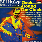 Bill Haley & The Comets*, The Air Mail ‎– Rock Around The Clock