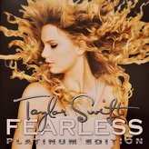 Taylor Swift ‎– Fearless (Platinum Edition)