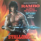 Jerry Goldsmith ‎– Rambo: First Blood Part II (Original Soundtrack)
