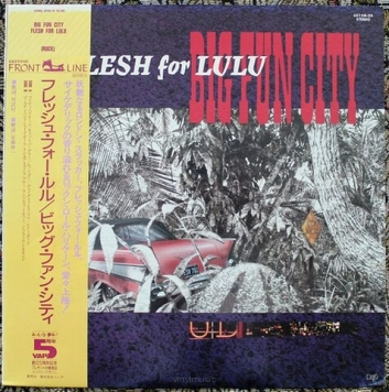 Flesh For Lulu ‎– Big Fun City