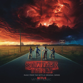 Various ‎– Stranger Things (Music From The Netflix Original Series)