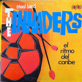 The Invaders Steel Band ‎– El Ritmo Del Caribe
