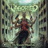 Aborted ‎– The Necrotic Manifesto