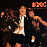 AC/DC ‎– If You Want Blood You've Got It
