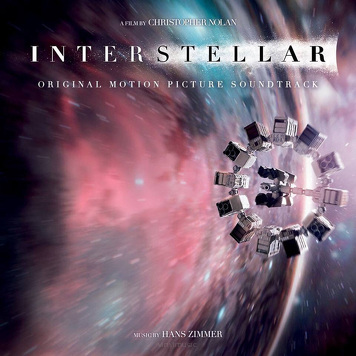 Hans Zimmer ‎– Interstellar (Original Motion Picture Soundtrack)
