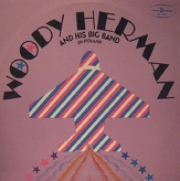 Woody Herman And His Big Band ‎– In Poland
