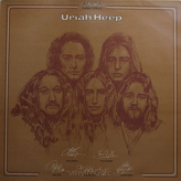 Uriah Heep ‎– Innocent Victim