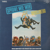 Elmer Bernstein ‎– Spione Wie Wir (Spies Like Us) Original Soundtrack