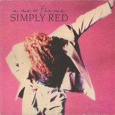 Simply Red ‎– A New Flame