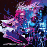 Perturbator ‎– Night Driving Avenger