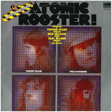 Atomic Rooster ‎– Attention! Atomic Rooster!