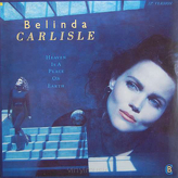 "Belinda Carlisle ‎– Heaven Is A Place On Earth (12"")"