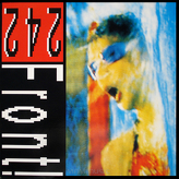 Front 242 ‎– Never Stop!