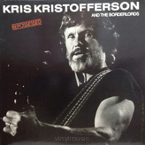 Kris Kristofferson And The Borderlords ‎– Repossessed