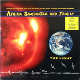 Afrika Bambaataa And Family ‎– The Light