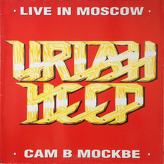 Uriah Heep ‎– Live In Moscow