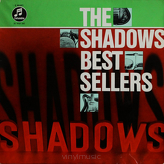 The Shadows ‎– The Shadows' Bestsellers