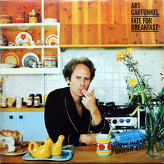 Art Garfunkel ‎– Fate For Breakfast