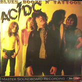 AC/DC ‎– Blues Booze N' Tattoos