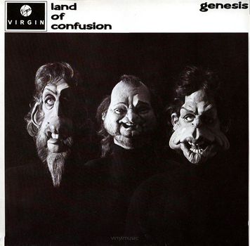 Genesis ‎– Land Of Confusion