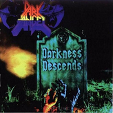 Dark Angel ‎– Darkness Descends