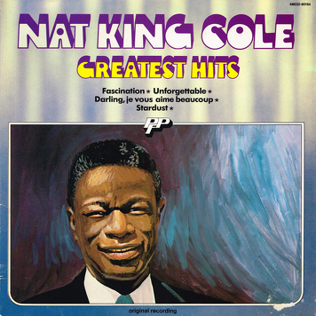 Nat King Cole ‎– Greatest Hits