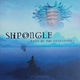 Shpongle ‎– Tales Of The Inexpressible (blue)